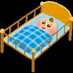 0歳の【寝る時間】って?寝すぎや寝なさすぎなど対策を紹介!