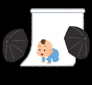0歳児の【パスポート写真】を上手に撮るコツを紹介!!