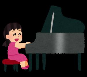 6歳の【ピアノ発表会】!曲の選び方や曲に込める想いとは?