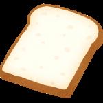 離乳食で【食パンをそのまま】食べさせてよいのはいつから?