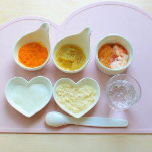 離乳食の【ガイドライン】をチェックしてみよう!