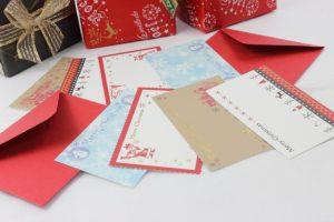 クリスマスカードの【仕掛け】って簡単なの?手作りできる?その作り方とは?