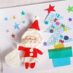 クリスマスカードを【幼稚園】で作りたい!幼稚園時でも簡単に作れるおすすめは?