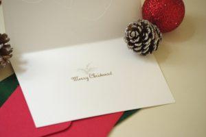 クリスマスカードは【100均】で作れる?手作り出来るの?2020年度は?