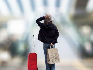 正月の【一人旅】が熱い?女性必見一人旅の魅力とは?